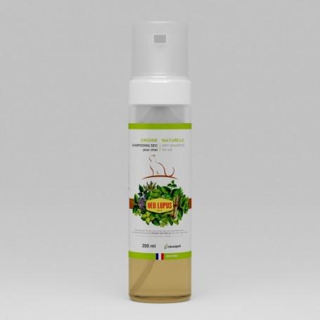 Shampoing Sans Rinçage Chat 200 ml - Neo-Lupus
