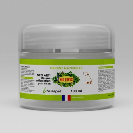 Baume Arti Neo Lupus Chien 100 ml - Neo-Lupus