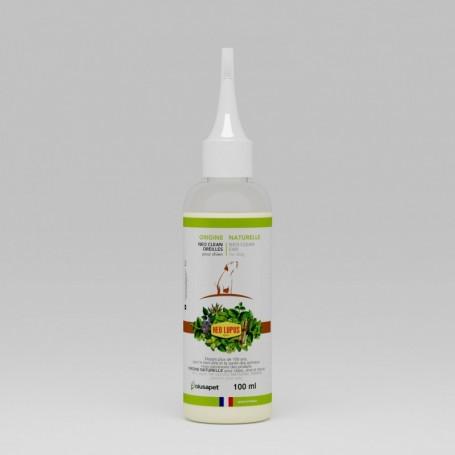 Lait Nettoyant Pour Les Oreilles Chien 100 ml - Neo-Lupus