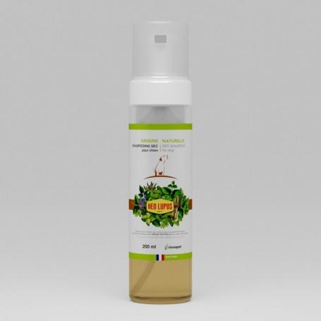 Shampoing Sans Rinçage Chien 200 ml - Neo-Lupus